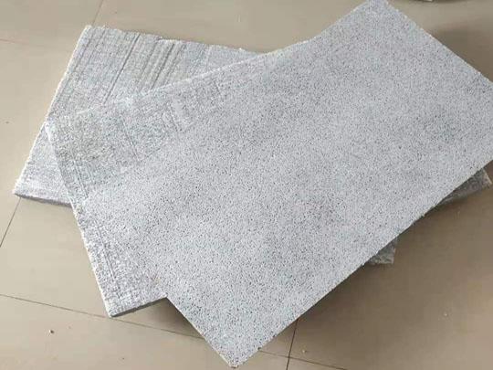硅岩板(热固复合聚苯板)